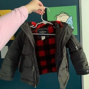 Baby boys Oshkosh winter jacket
